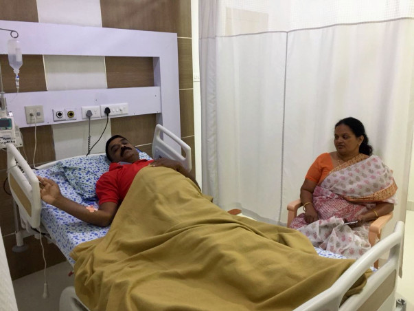 Help Lakshmi Save Her Husband From Cancer