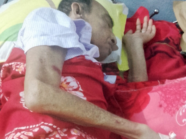 Help Uncle Sushanta Rise On His Feet Again