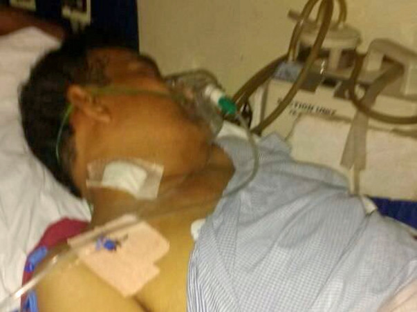 Help Muni Uttam Fight Battles In The ICU