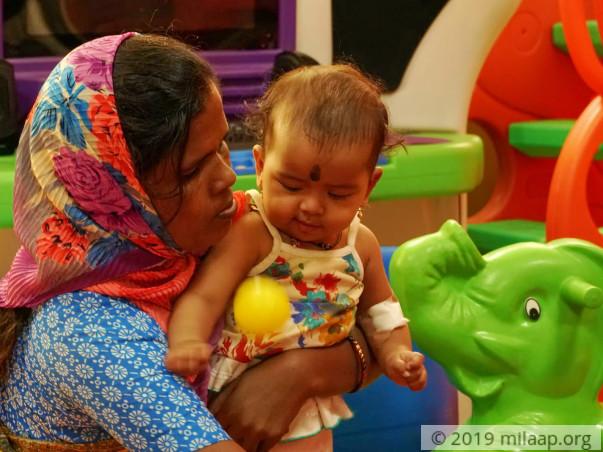 Help Pooja Fight Retinoblastoma
