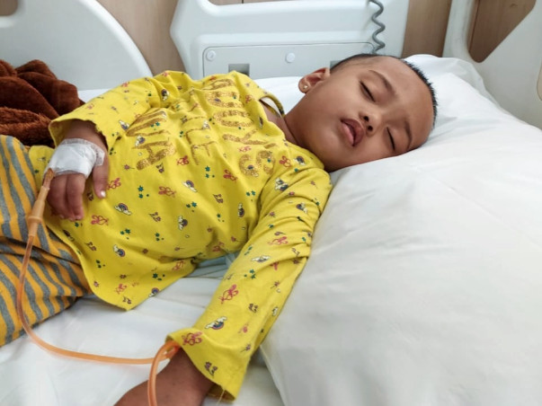 Please Help 2 Year Child - Reeyanshi To Fight Blood Cancer