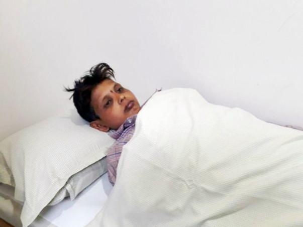 Help 21-year-old Nijagunaya Undergo Liver Transplant