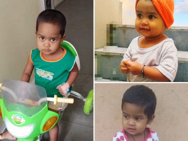 Help Baby Shahnaz Fight Kidney Cancer