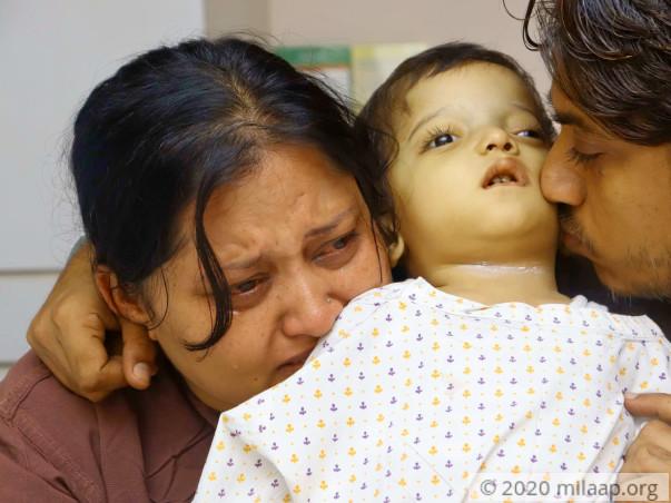 Help Syed Abram Fight Osteopetrosis