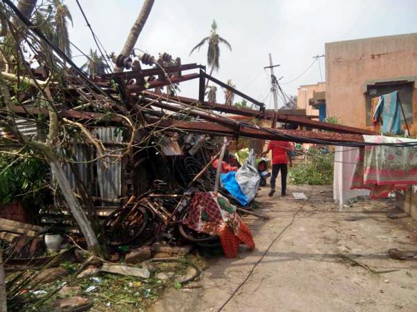 Relief Fund for Fani Victims, Puri,Odisha.
