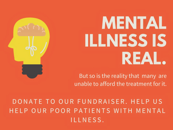Help our mentally ill patients!