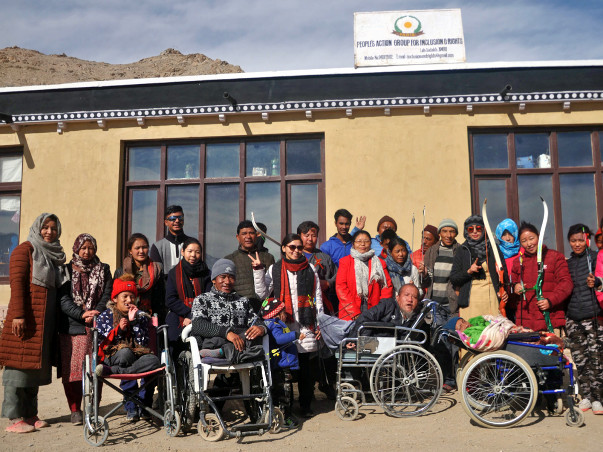Help Differently-abled People Live Better Lives
