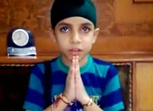 help to save the talent of little pavneet...