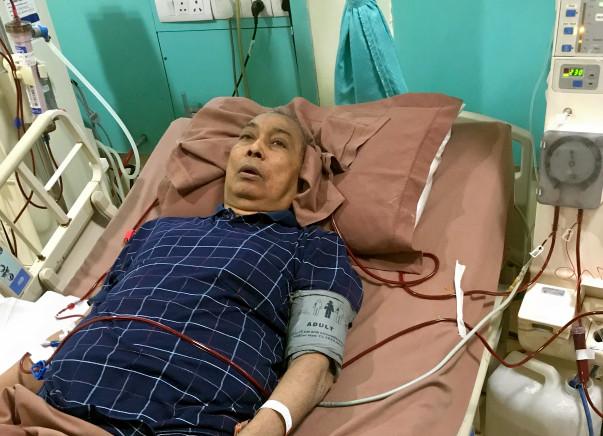 Help Gautam Das For Dialysis & Urgent Kidney Treatment