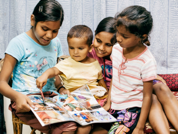 Need your help this Durga Puja to serve poor kids
