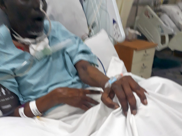 Help My Father Maqsud Ahmed Fight With Stroke