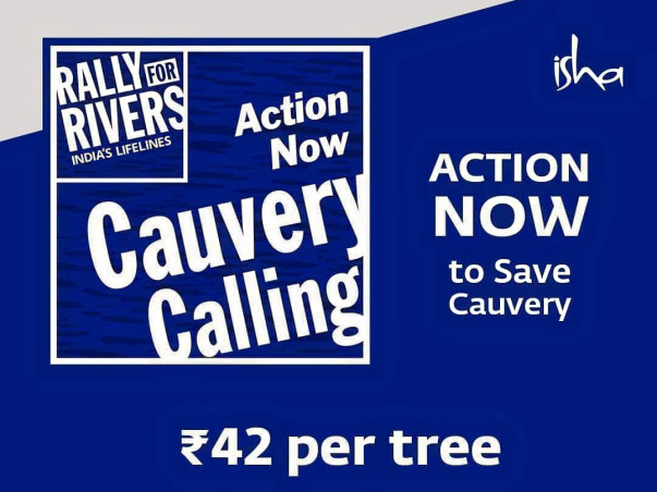 CauveryCalling@42-RallyforRivers-ActionNow