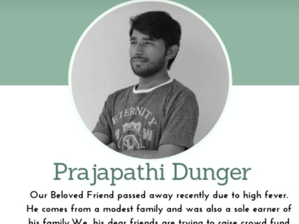 Help Dungar Family to Survive