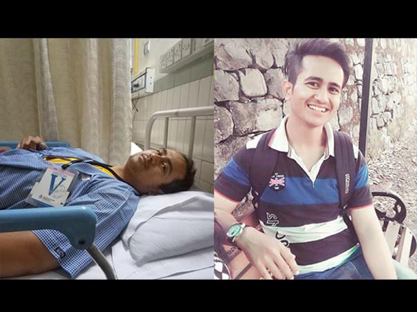 Help Vikram Fight Against Cancer