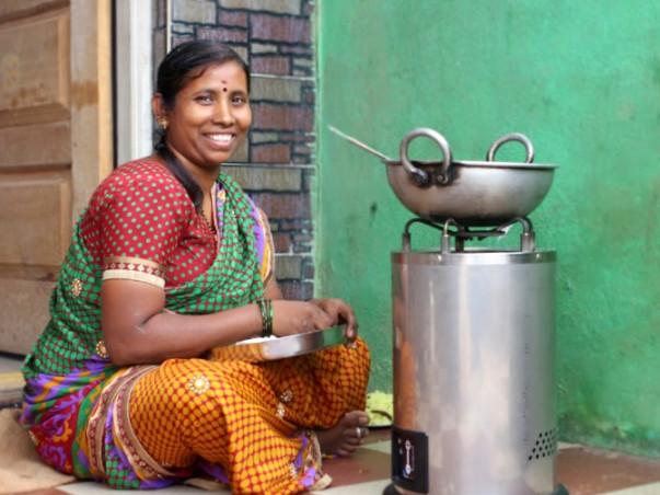 Adopt a Stove : Help Rural Karnataka Women get access to Clean Cooking
