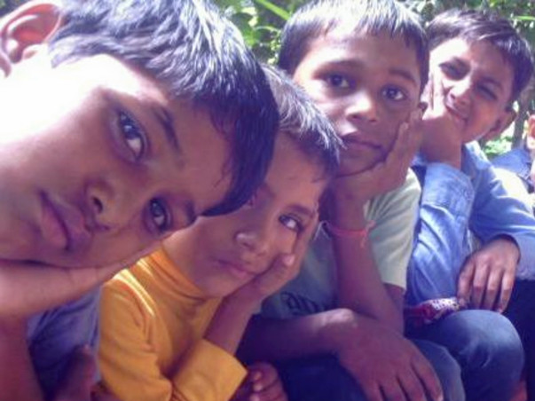 Provide Nutrition and a Better Life to HIV Affected Children