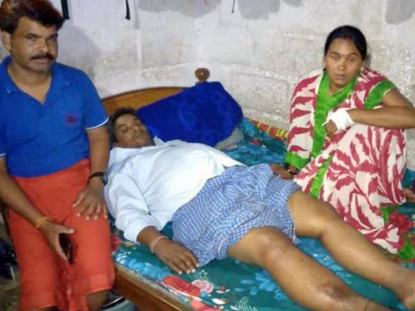 Help Dinesh Kumar With His Leg Surgery