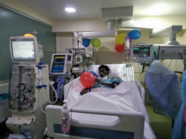 Help Me To Save My Husband And Come Out Of ICU