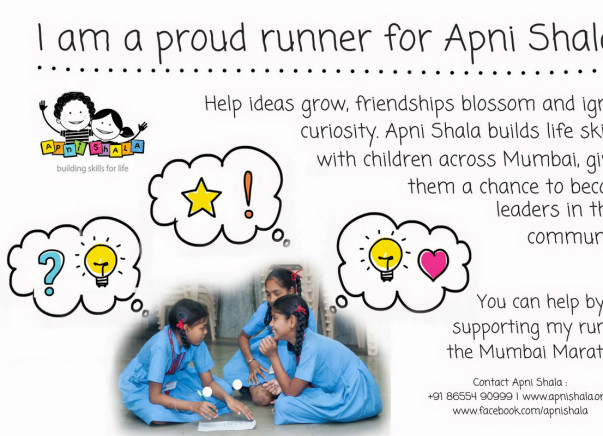 My Run for Life Skills Edu for children from low-income communities