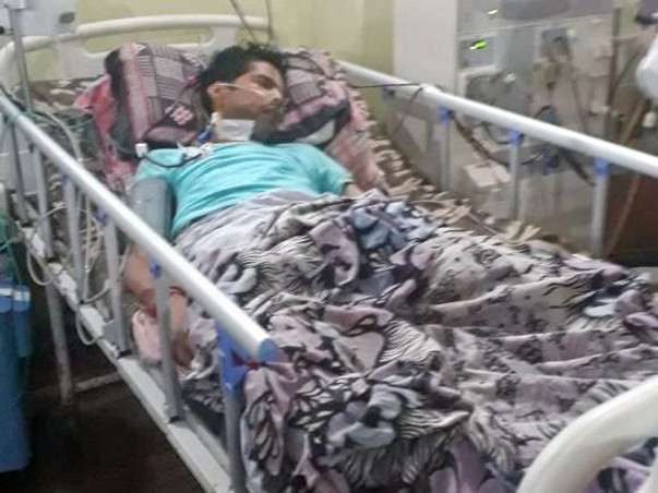 Help Madanjeet Afford Medical Treatment