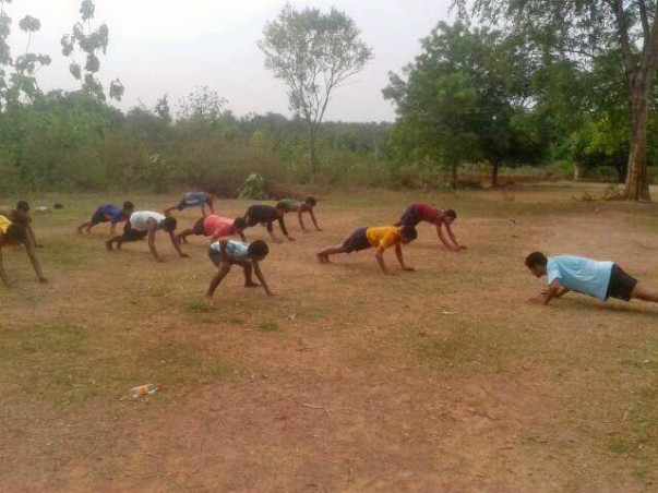 Help establish library and sports facility for a school in Odisa