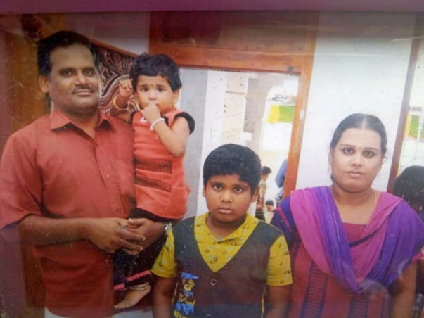 Help Devi's see her children and husband again