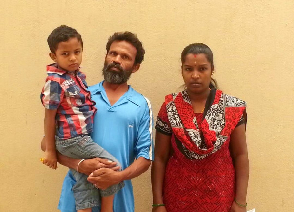 Baby Dhanush needs your help to speak and hear again