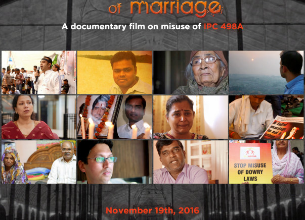Help me take 'Martyrs of Marriage' to the public