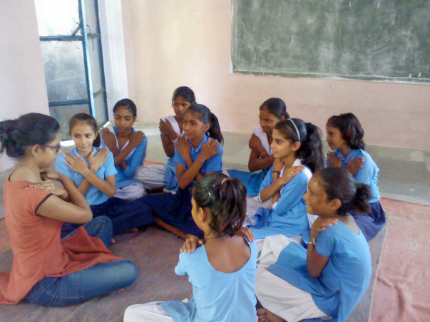 Spreading Menstrual awareness through 'Bleed to Feed'
