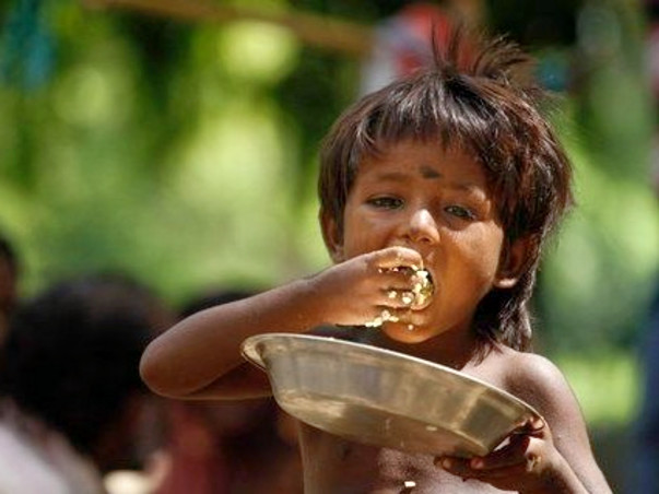 Help Us Feed The Poor
