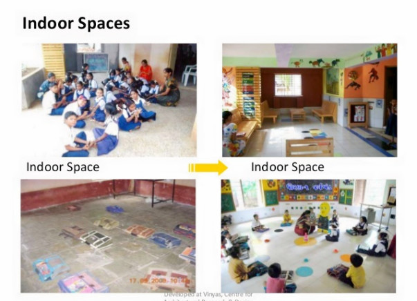 I am fundraising to reshape two low income schools in Mumbai! Support my project please.