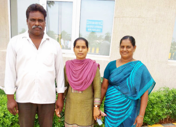 Sudha's Dreams Of Success Were Shattered By The Diagnosis Of Cancer