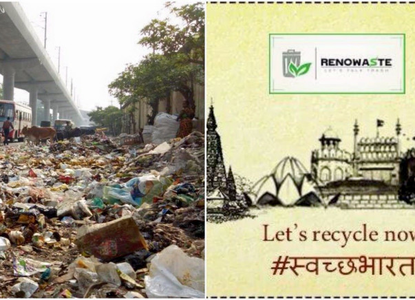 Help Renowaste-we take trash to its home(to recycle)not to landfills
