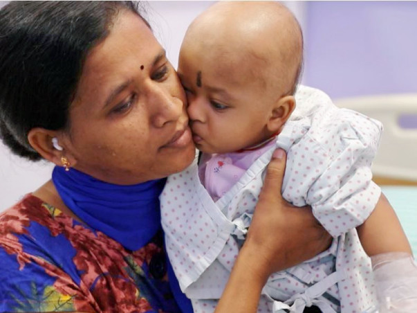 Help Baby of Varalakshmamma for his Treatment