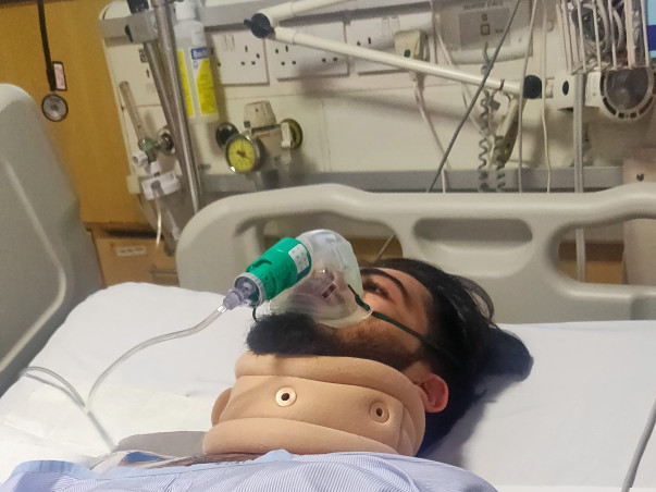 Help Keshav, A Young Boy Recover From An Accident