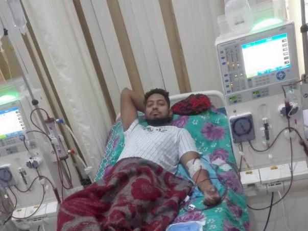 Please Help Me Undergo KidneyTransplantation