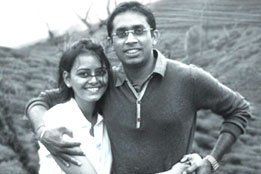 Kaushal and Prachi