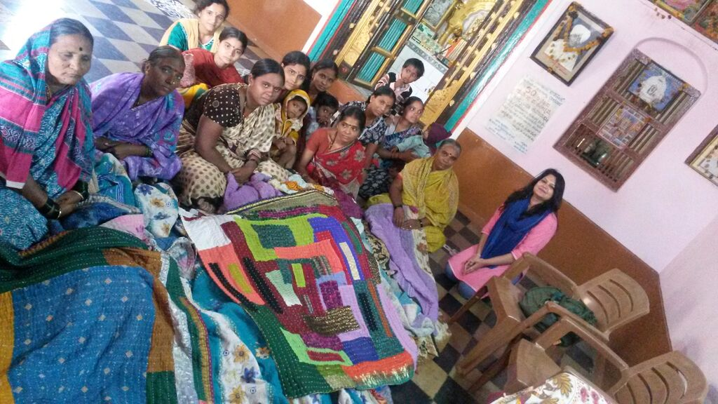 These artisans live in Joshi Galli of Dharwad District