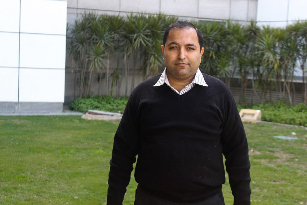 Navin Parwani