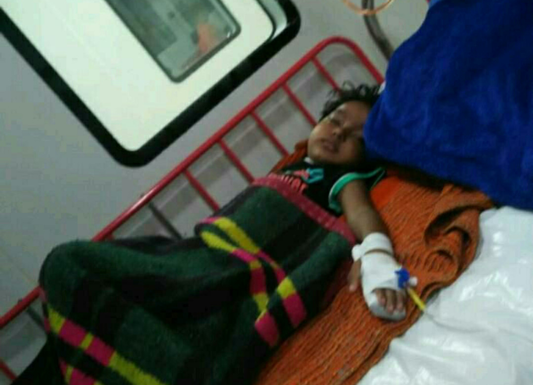 Help Divya,a 4 year old girl beat Blood Cancer   Milaap